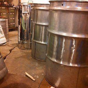 10 gallon to 1 barrel