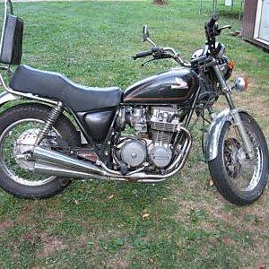 1981HondaCB650