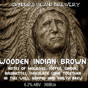 WoodenIndianBrown