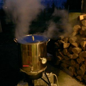 Brewing India Red Ale