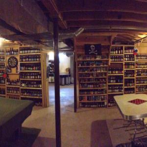 The Bottle Room.