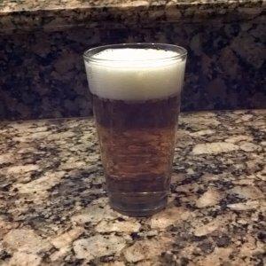 Creamed corn lager