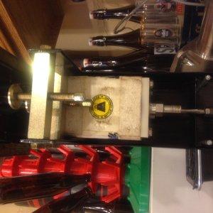 Angram CO beer engine hand pump