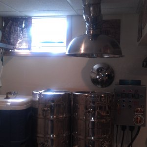 Brewery Setup