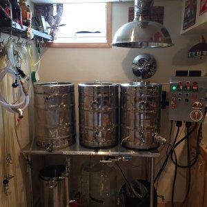 New Brew Setup