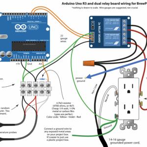 Temp Wiring Schematic