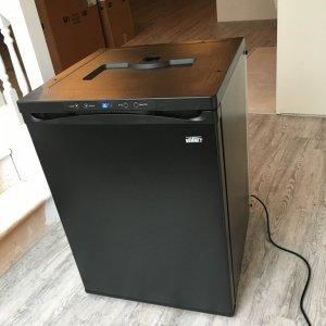 Summit Appliance SBC635MBINK keg refrigerator