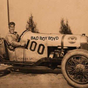 Bad Boy Boyd