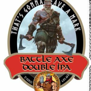 Battleaxe2 Finished Label