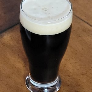 Dry Irish Stout - 2021