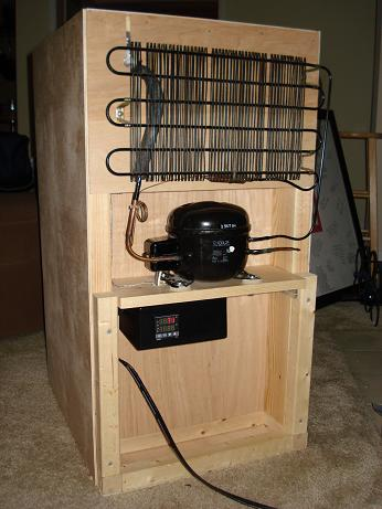 Show me your DIY Fermentation Chamber! - Page 2 - Home Brew Forums