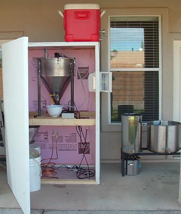Fermentation cabinet question/thoughts/ideas... - Home Brew Forums