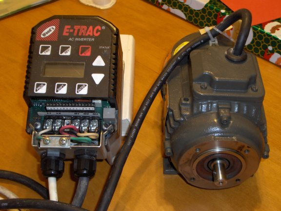 New Toys 1 4hp Motor With Vfd Home Brew Forums