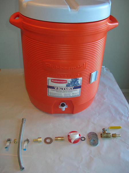 Showthread on rubbermaid water jug replacement parts
