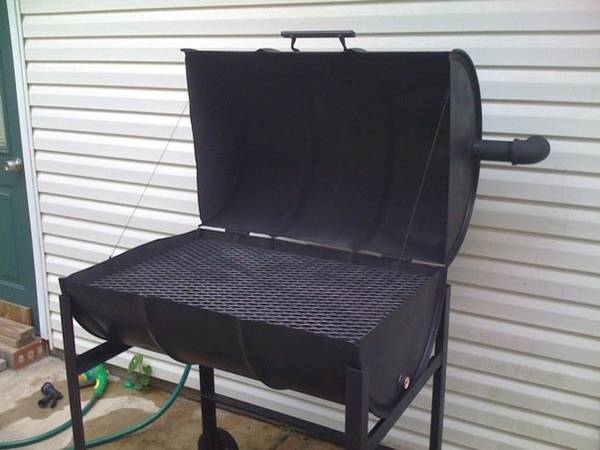 My Homemade Grill - Home Brew Forums