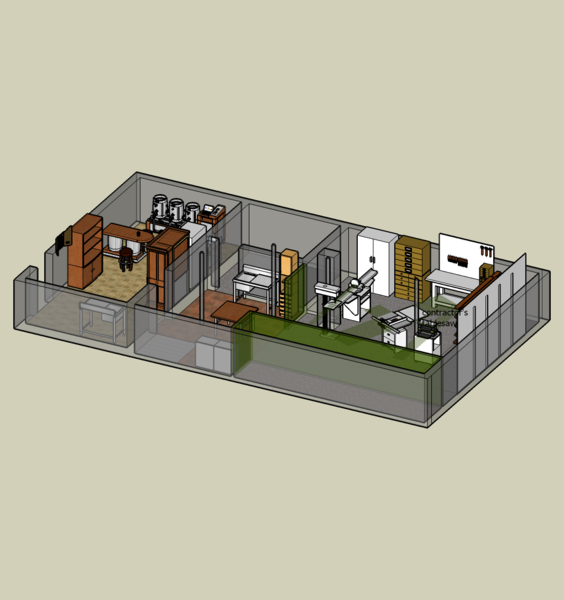 Garage google sketchup home brew forums for Free basement design tool