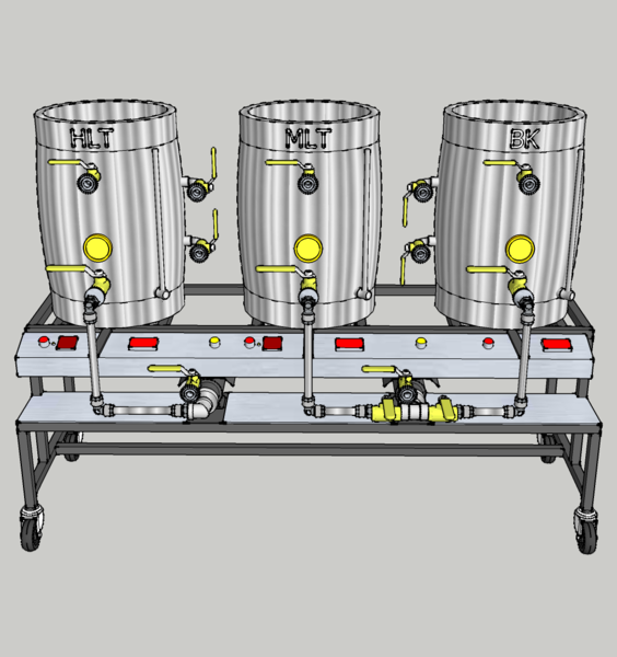 1000 images about brew equipment on pinterest for Brewery layout software