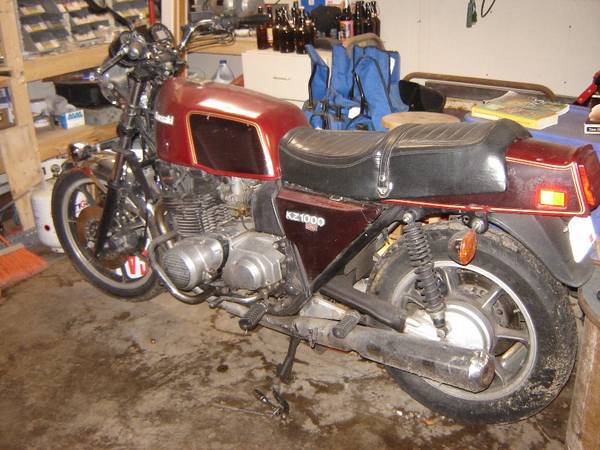Related Pictures kawasaki kz 1000 coil on a kz 650 yahoo answers