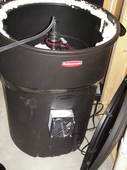Water jacketed fermentation chamber - Page 2 - Home Brew Forums