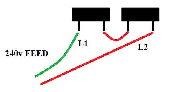 wiring element in series parallel help homebrewtalk com beer rh homebrewtalk com