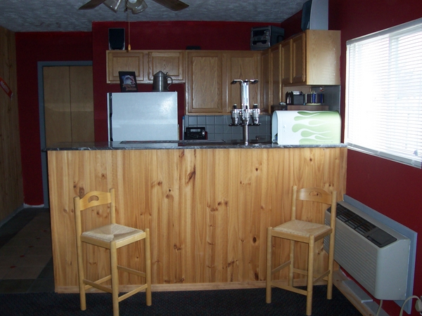 image gallery home made bar