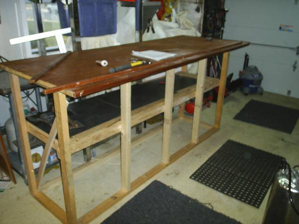 It was a good weekend to Build a Bar! | HomeBrewTalk.com - Beer ...