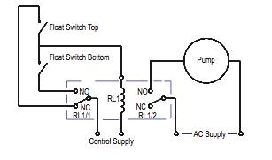 wiring help dual level grant float home brew forums this calls for a two pole dpdt relay in order to control both floats i can t seem to a dpdt solid state relay anywhere online do they even exist