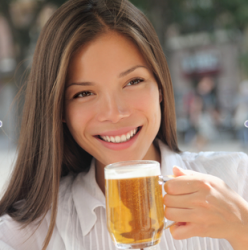 The Annapolis Craft Beer and Music Festival - juscott10 - girl-drinking-14.png