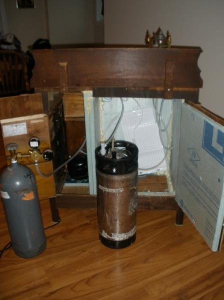 DIY Kegerator: Moving Beyond Functionality - maverick9862 - 9-257.jpg