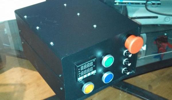 Recirculating Electric BIAB setup
