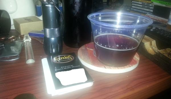 Drink Like A Beer Judge