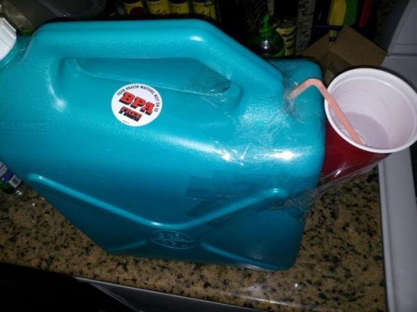 Cheapest Way To Make Cider - CiderOnTheCheap - first-batch-mixed-305.jpg
