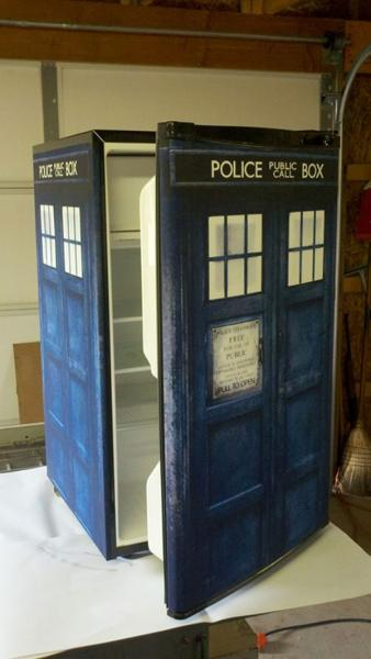 "Brew & A: Jim ""Homercidal"" Hulliberger - Keith Ubben - hbt-homer-tardis-article-962.jpg"