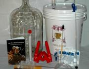 Getting Started - Gold Complete Beer Equipment Kit