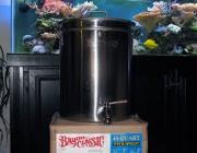 The Standard in Homebrewing -  The Bayou Classic Stainless Kettle