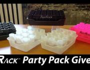 FastRack Party Pack Giveaway!