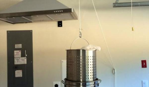 Indoor Brewing - Clearing The Air