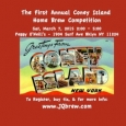 Coney Island's 1st Annual Homebrew Competition