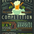 Sonoma County's First Home Brewers Competition