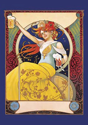 lgst2843beer-lady-vintage-advertisement-poster-59487