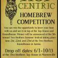 Two Brothers Brewing Company 5th Annual Summer Festival Home Brew Competition
