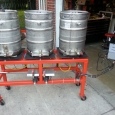 Backyard brewery