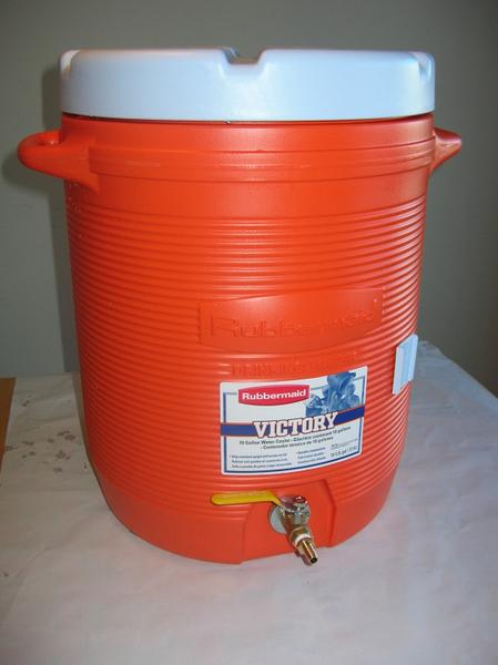 3 Steps To Converting Your Round Cooler To A Mashtun