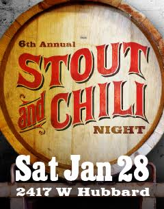 stout and Chili