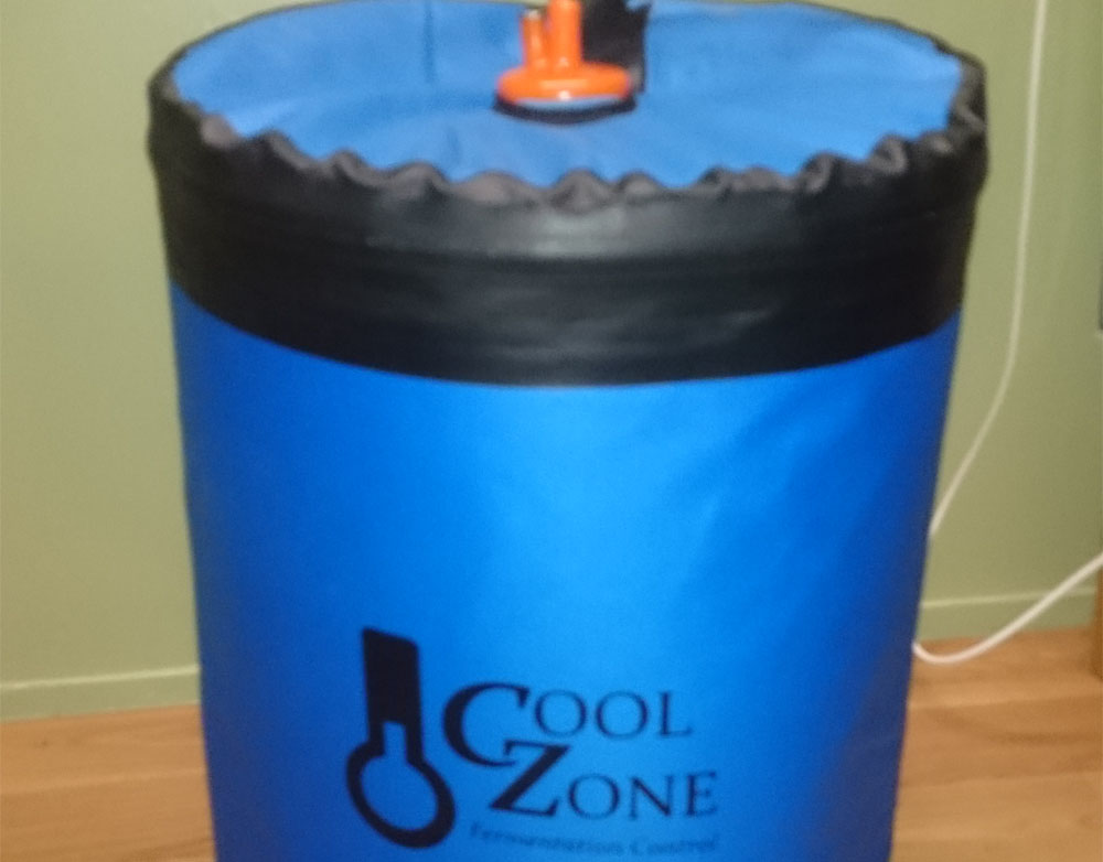 Kool A Brew Can Coolers ~ Fermentation chiller systems and findings homebrewtalk
