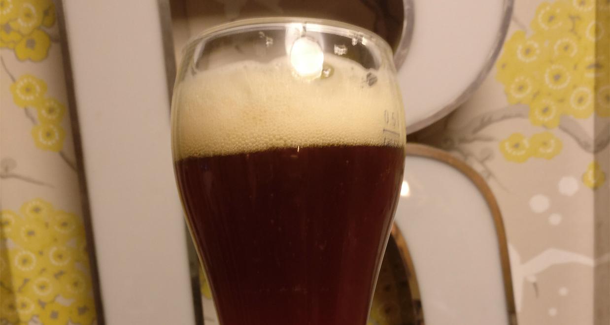 пшеничное пиво дункель